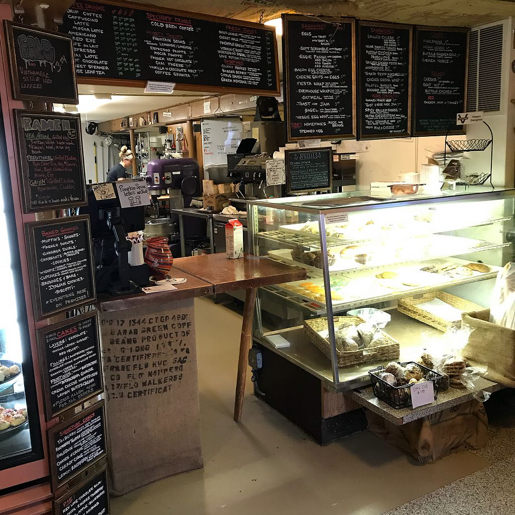 "Photo of The Underground Bakery  by <a href=""/members/profile/Sarah%20P"">Sarah P</a> <br/>Ordering counter <br/> November 16, 2017  - <a href='/contact/abuse/image/20427/326285'>Report</a>"
