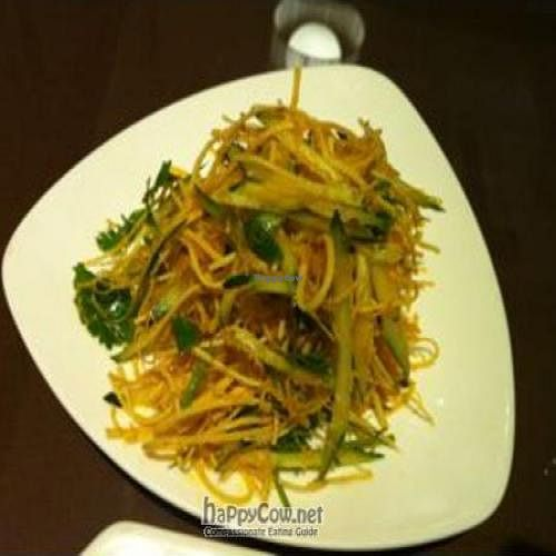 """Photo of Tianchu Miaoxiang Vegetarian - Chaowai  by <a href=""""/members/profile/emsoprano"""">emsoprano</a> <br/> September 1, 2011  - <a href='/contact/abuse/image/20508/10372'>Report</a>"""