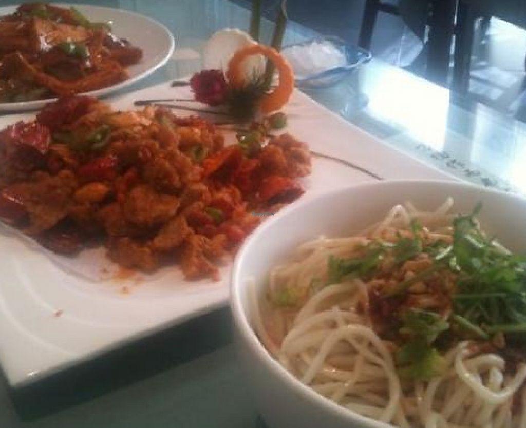 "Photo of Tianchu Miaoxiang Vegetarian - Chaowai  by <a href=""/members/profile/Pitaya"">Pitaya</a> <br/> May 27, 2012  - <a href='/contact/abuse/image/20508/265196'>Report</a>"