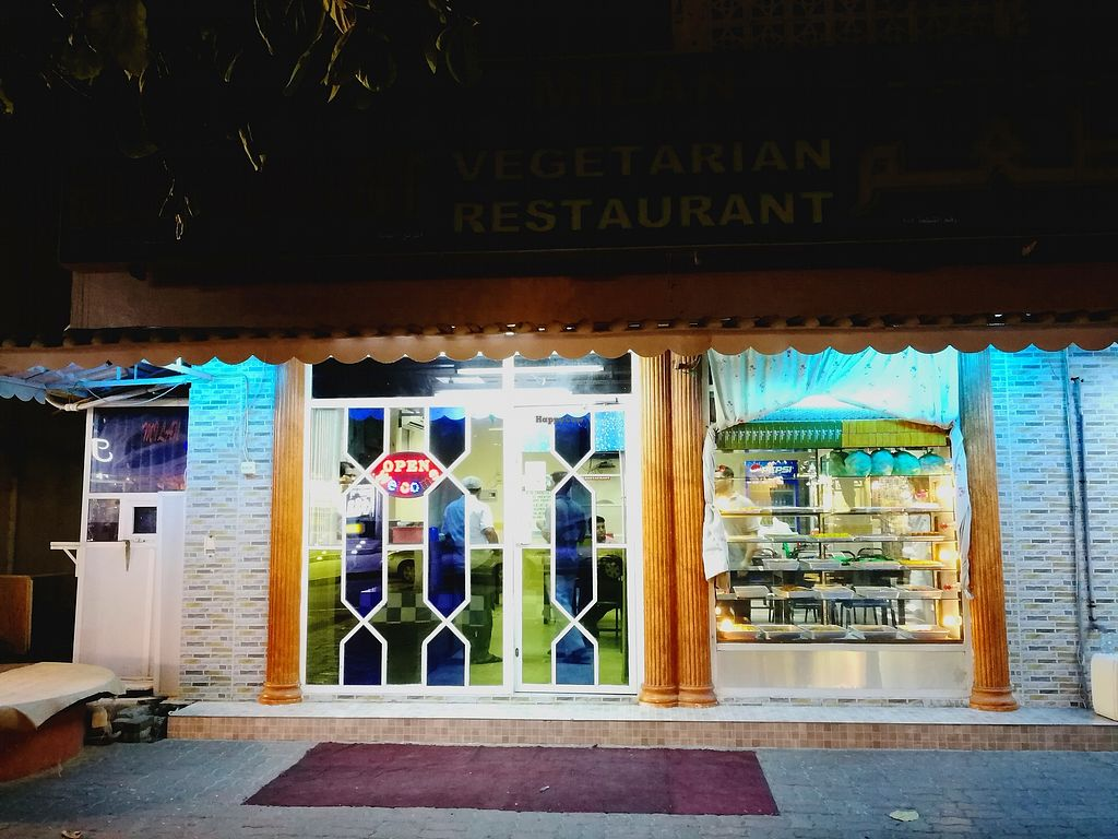 """Photo of Milan Restaurant  by <a href=""""/members/profile/Gudrun"""">Gudrun</a> <br/>From the outside <br/> October 23, 2017  - <a href='/contact/abuse/image/20559/318046'>Report</a>"""