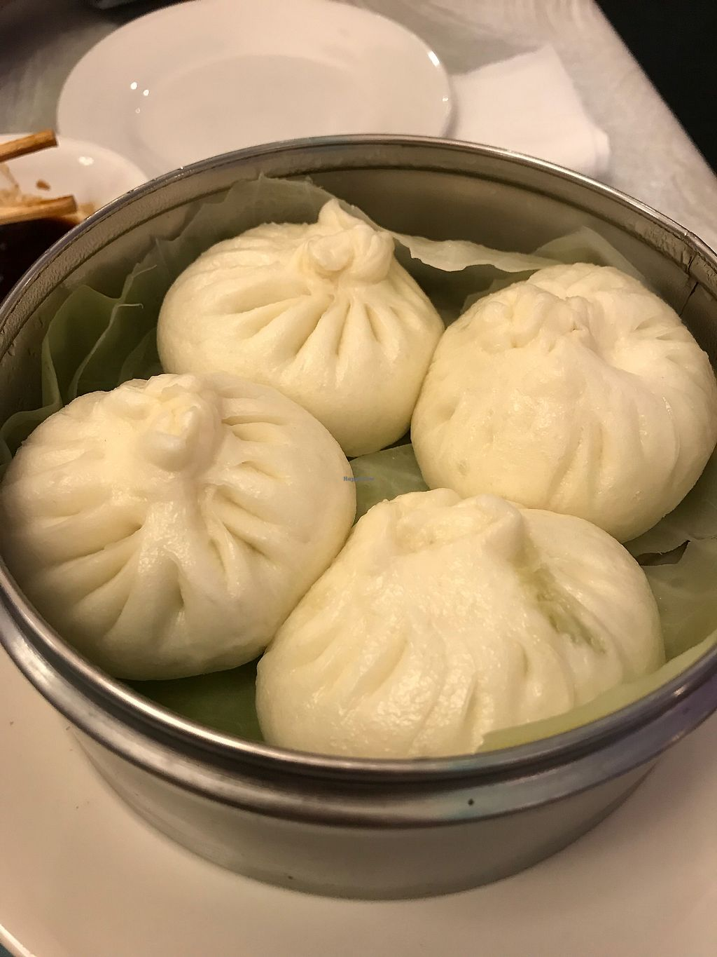 """Photo of The Vegetable Garden  by <a href=""""/members/profile/ohemgee"""">ohemgee</a> <br/>Steamed vegetable buns <br/> December 27, 2017  - <a href='/contact/abuse/image/2058/339732'>Report</a>"""