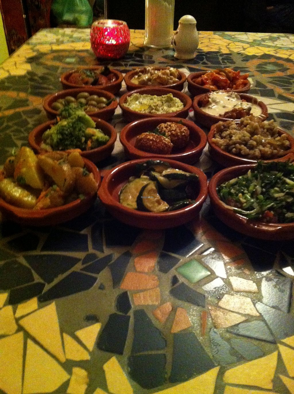 """Photo of Azeitona - Beckstrasse  by <a href=""""/members/profile/aenkelkind"""">aenkelkind</a> <br/>Mezze for Two at Azeitona <br/> September 7, 2015  - <a href='/contact/abuse/image/20605/116708'>Report</a>"""