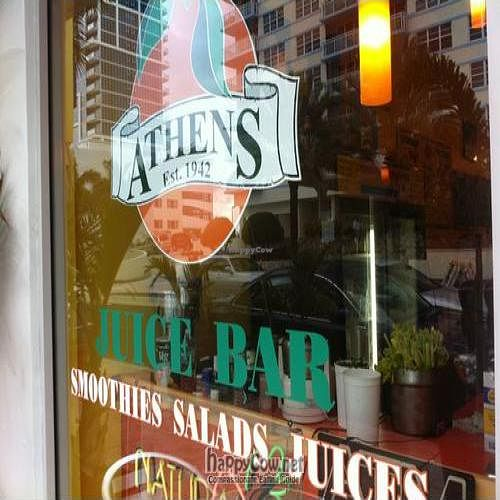 Photo of Athens Juice Bar  by James Gorman <br/> January 27, 2011  - <a href='/contact/abuse/image/20614/7192'>Report</a>