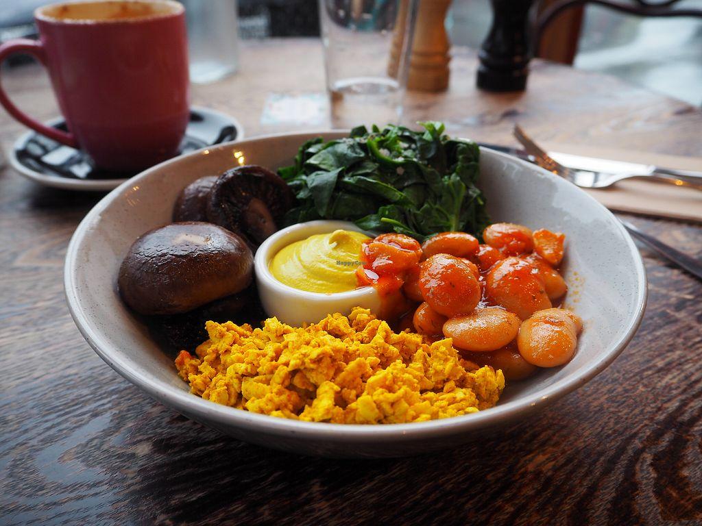"Photo of Southern Cross Garden Bar Restaurant  by <a href=""/members/profile/citizenInsane"">citizenInsane</a> <br/>Vegan big brekkie <br/> August 20, 2017  - <a href='/contact/abuse/image/20619/294664'>Report</a>"