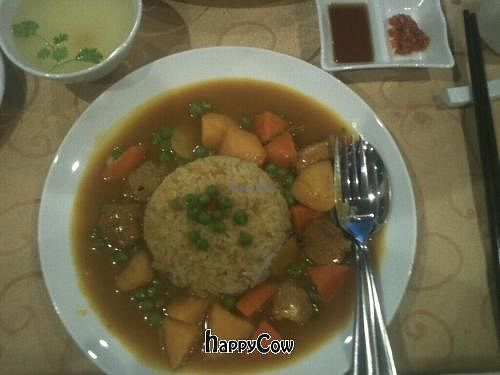 """Photo of CLOSED: Fate Blessing Buddha  by <a href=""""/members/profile/Vegan8"""">Vegan8</a> <br/>Fried Rice Curry <br/> April 27, 2013  - <a href='/contact/abuse/image/20659/47432'>Report</a>"""