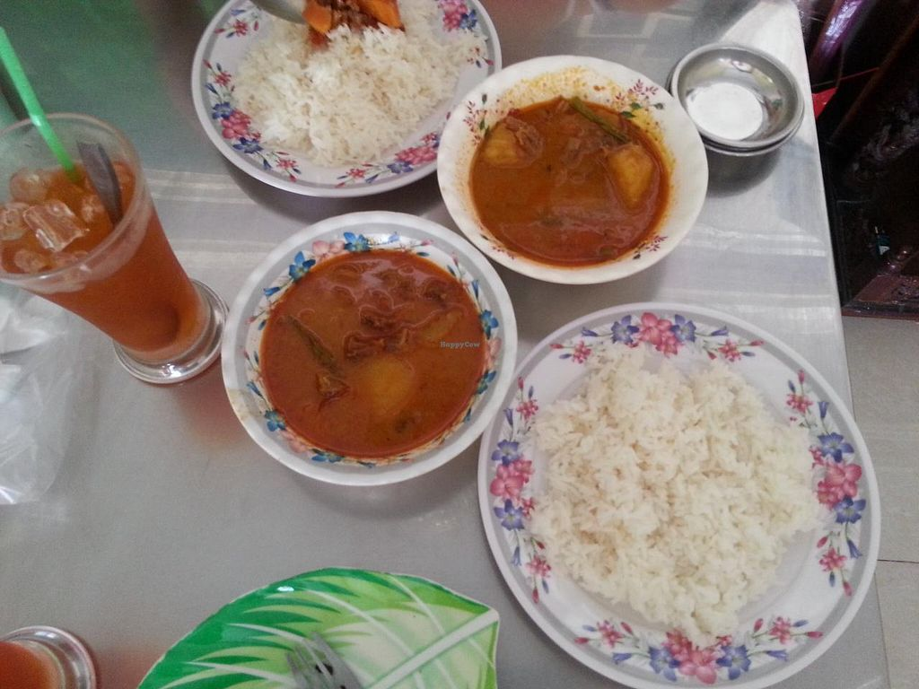 "Photo of Vegetarian Food  by <a href=""/members/profile/MMills"">MMills</a> <br/>Curry and rice <br/> June 5, 2015  - <a href='/contact/abuse/image/20685/104840'>Report</a>"