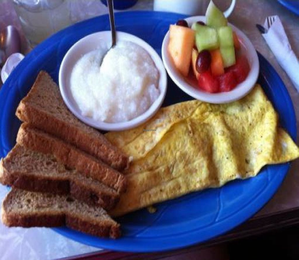 """Photo of Cafe 821  by <a href=""""/members/profile/smylly"""">smylly</a> <br/>apple gorgonzola omelette <br/> October 22, 2011  - <a href='/contact/abuse/image/20708/192567'>Report</a>"""