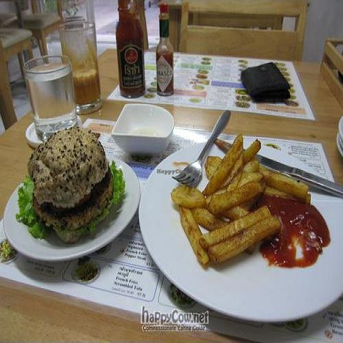 """Photo of CLOSED: Herwin's Vegan Kitchen  by <a href=""""/members/profile/VeganTex"""">VeganTex</a> <br/> December 9, 2010  - <a href='/contact/abuse/image/20723/6605'>Report</a>"""