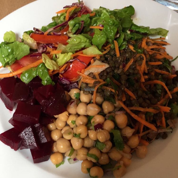"Photo of Veggie  by <a href=""/members/profile/verite"">verite</a> <br/>Large vegan salad <br/> October 1, 2016  - <a href='/contact/abuse/image/20765/179042'>Report</a>"