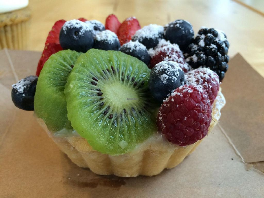"""Photo of City Cakes and Cafe  by <a href=""""/members/profile/Vegan%20Vagabond"""">Vegan Vagabond</a> <br/>!!! <br/> June 6, 2015  - <a href='/contact/abuse/image/20781/104976'>Report</a>"""