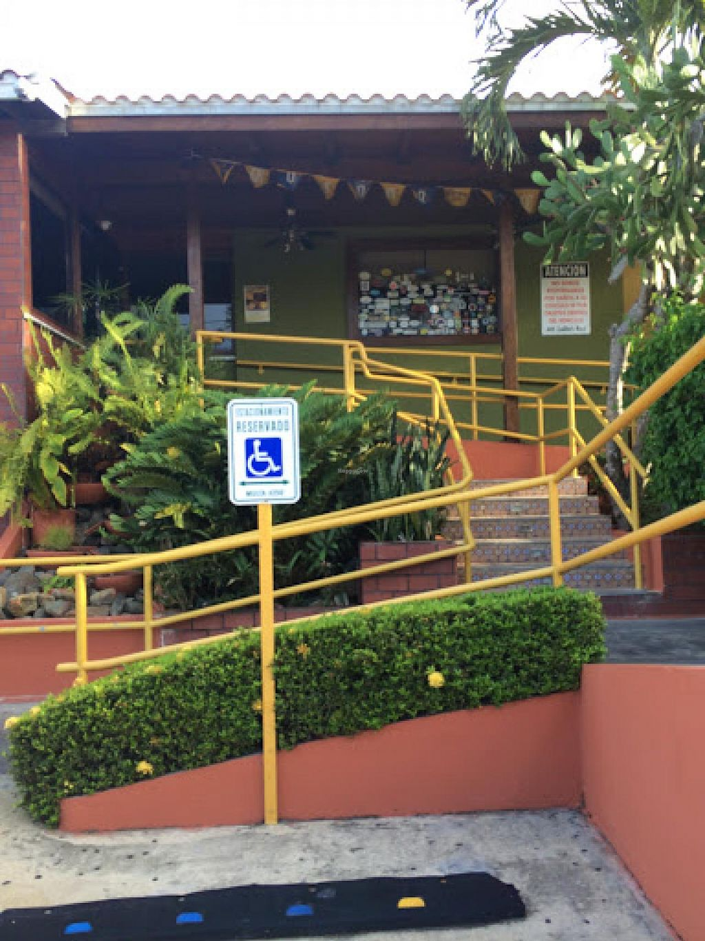 """Photo of Lolita's Mexican Restaurant  by <a href=""""/members/profile/Tamilyn"""">Tamilyn</a> <br/>Front side view, stairs to door <br/> August 10, 2014  - <a href='/contact/abuse/image/20787/76580'>Report</a>"""