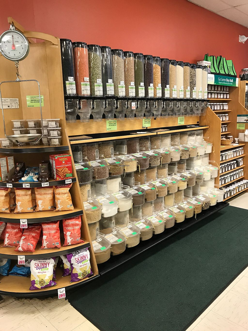 "Photo of Cape Cod Natural Foods  by <a href=""/members/profile/Sarah%20P"">Sarah P</a> <br/>Bulk <br/> September 10, 2017  - <a href='/contact/abuse/image/2082/302986'>Report</a>"