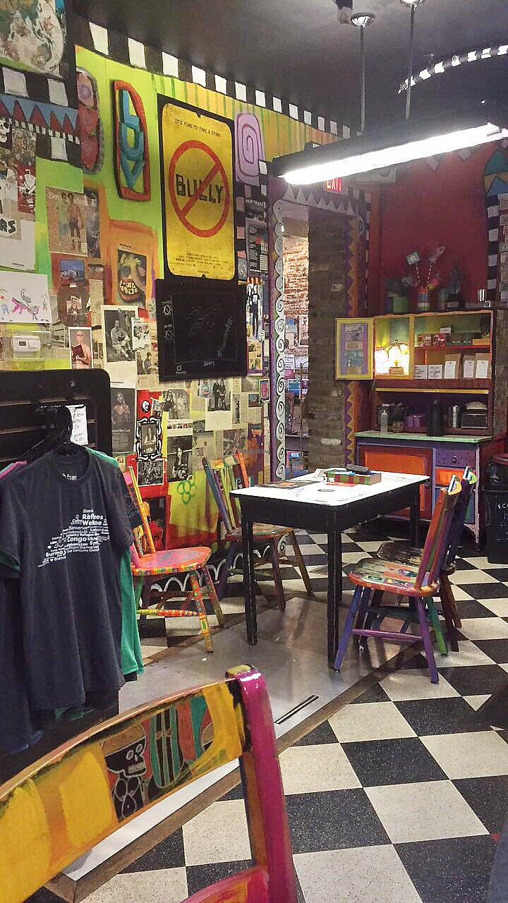 "Photo of Third Street Stuff and Coffee  by <a href=""/members/profile/happycowgirl"">happycowgirl</a> <br/>seating & gift shop <br/> September 2, 2017  - <a href='/contact/abuse/image/20845/300159'>Report</a>"