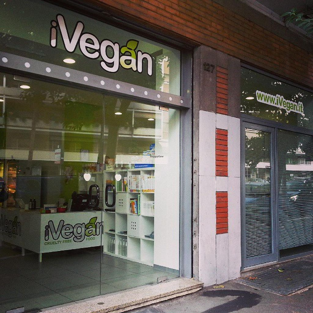 "Photo of iVegan  by <a href=""/members/profile/OdeliaCohen"">OdeliaCohen</a> <br/>iVegan Rome <br/> June 5, 2015  - <a href='/contact/abuse/image/20852/104867'>Report</a>"