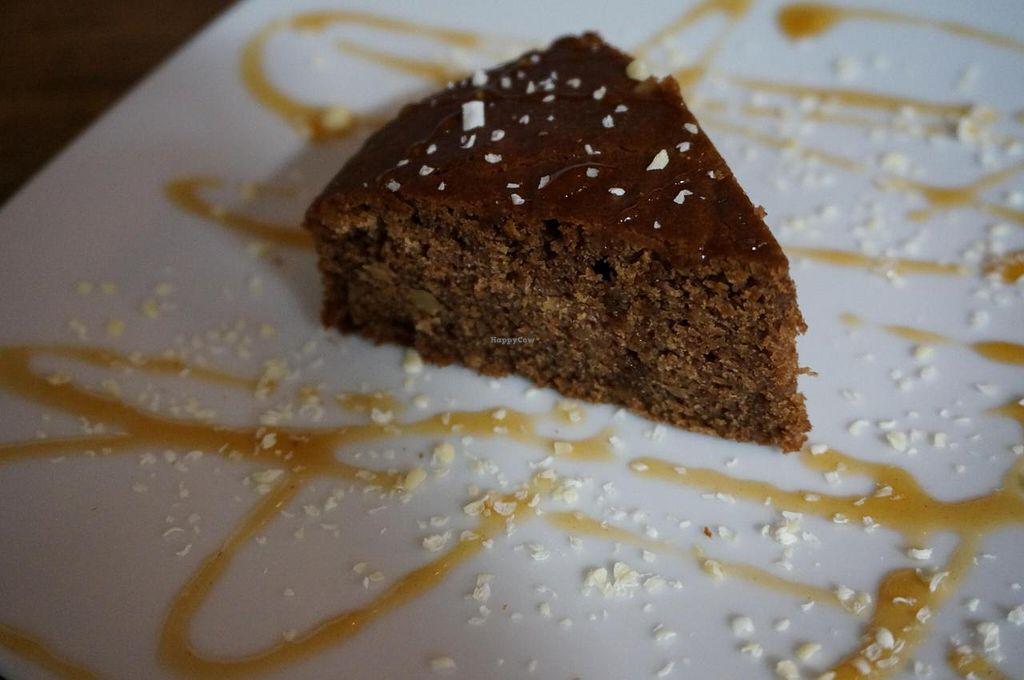 "Photo of Sol Semilla - Le Bar des Artisans  by <a href=""/members/profile/Ricardo"">Ricardo</a> <br/>Peruvian Carob Cake <br/> September 29, 2014  - <a href='/contact/abuse/image/20913/81613'>Report</a>"