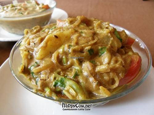 """Photo of CLOSED: Karuna  by <a href=""""/members/profile/danielpoland"""">danielpoland</a> <br/>Aloo Gobi  Movie from Karuna Restaurant shows how it was made: http://youtu.be/lAj8bozCm7A?t=4m13s <br/> March 28, 2012  - <a href='/contact/abuse/image/20924/29996'>Report</a>"""