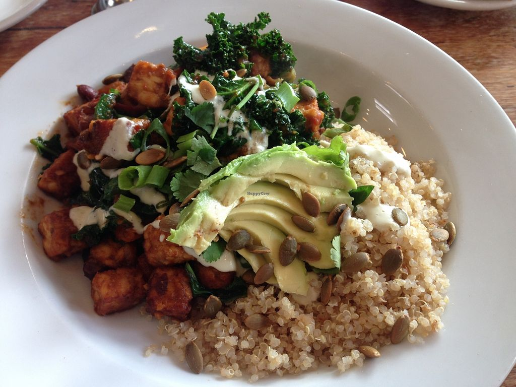 """Photo of Prasad - Pearl District  by <a href=""""/members/profile/animalattorney"""">animalattorney</a> <br/>One of their Breakfast Scrambles <br/> March 26, 2016  - <a href='/contact/abuse/image/20927/141411'>Report</a>"""