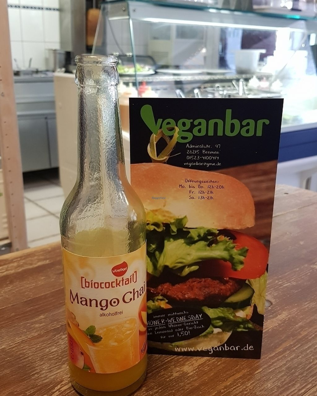 """Photo of Veganbar  by <a href=""""/members/profile/MartaMutti"""">MartaMutti</a> <br/>delicious <br/> May 8, 2017  - <a href='/contact/abuse/image/20940/257090'>Report</a>"""