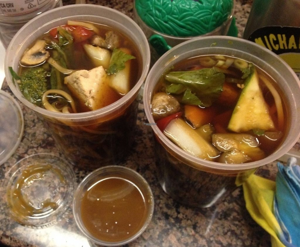 """Photo of Paul and Elizabeth's  by <a href=""""/members/profile/Sarah%20P"""">Sarah P</a> <br/>New England dinner in takeout containers <br/> September 25, 2016  - <a href='/contact/abuse/image/2101/202739'>Report</a>"""
