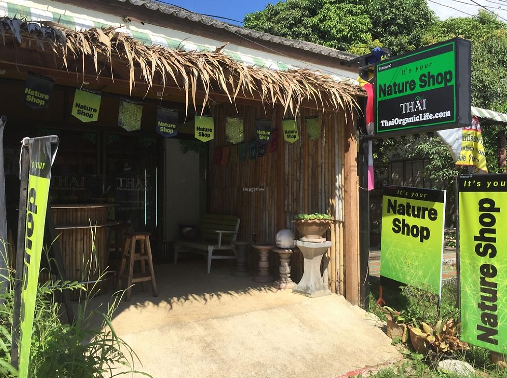 """Photo of Thai Organic Life  by <a href=""""/members/profile/earthville"""">earthville</a> <br/>from the street <br/> December 14, 2015  - <a href='/contact/abuse/image/21031/194334'>Report</a>"""