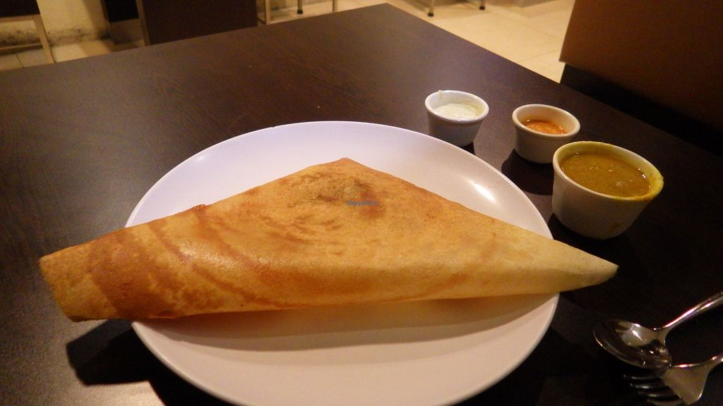 """Photo of Nalan Restaurant  by <a href=""""/members/profile/deadpledge"""">deadpledge</a> <br/>Masala dosa <br/> June 14, 2016  - <a href='/contact/abuse/image/21034/153889'>Report</a>"""