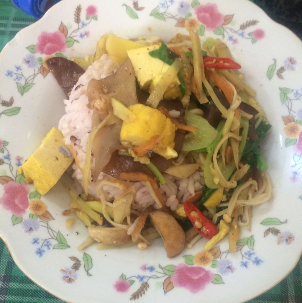 """Photo of Samrup Jay  by <a href=""""/members/profile/SaraBnkl"""">SaraBnkl</a> <br/>mushroom ginger and rice  <br/> November 5, 2015  - <a href='/contact/abuse/image/21054/124037'>Report</a>"""