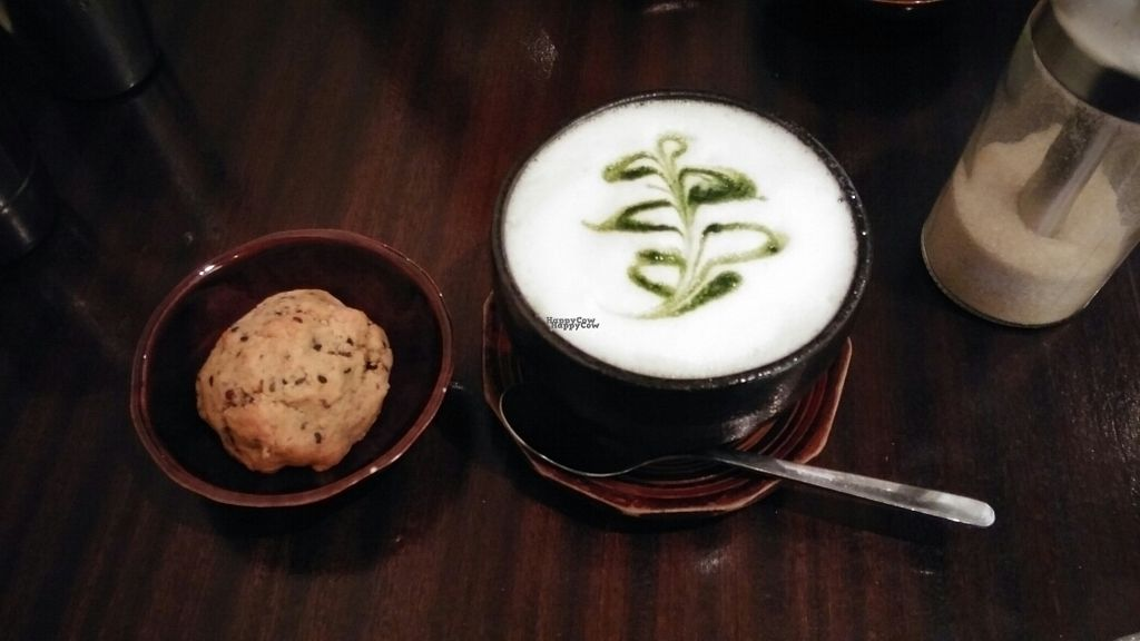 "Photo of Meunota  by <a href=""/members/profile/mercebanser"">mercebanser</a> <br/>meunota matcha latte with sweet potato scone <br/> October 20, 2016  - <a href='/contact/abuse/image/21068/183181'>Report</a>"