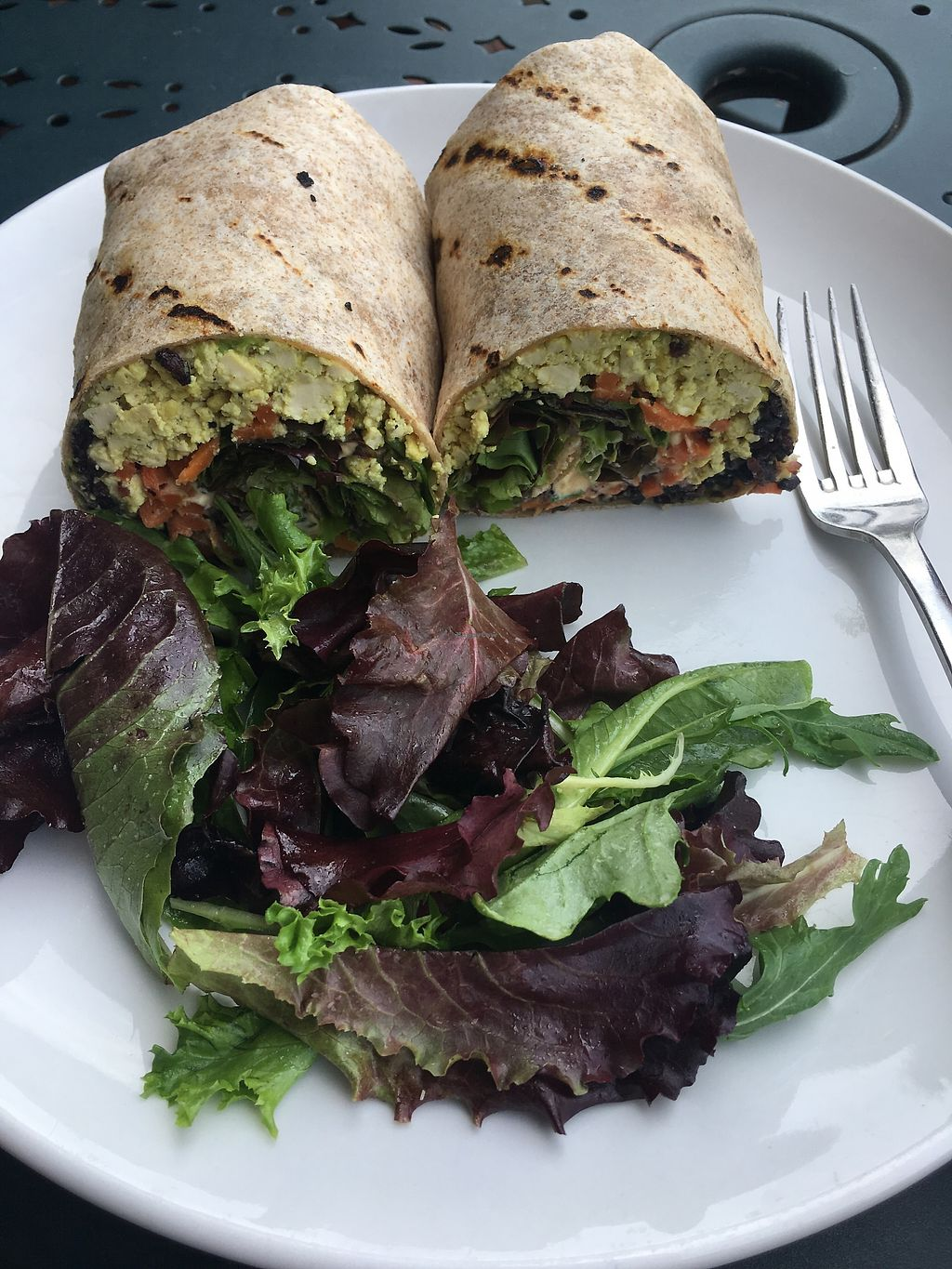 "Photo of Sprig and Vine  by <a href=""/members/profile/kierafitz"">kierafitz</a> <br/>Amazing Forbidden Breakfast Burrito with tofu, avocado, and forbidden black rice <br/> June 29, 2017  - <a href='/contact/abuse/image/21089/274906'>Report</a>"