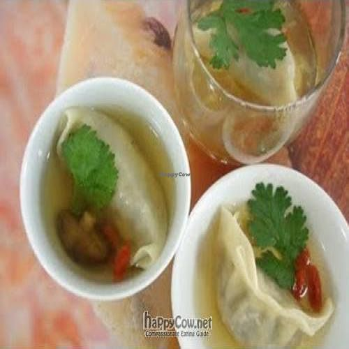 "Photo of Friendly Vegetarian Food Supplier  by <a href=""/members/profile/Peace%20..."">Peace ...</a> <br/>Vegetarian Dumpling and be cooked and presented in different ways ...  <br/> April 2, 2010  - <a href='/contact/abuse/image/21129/4191'>Report</a>"