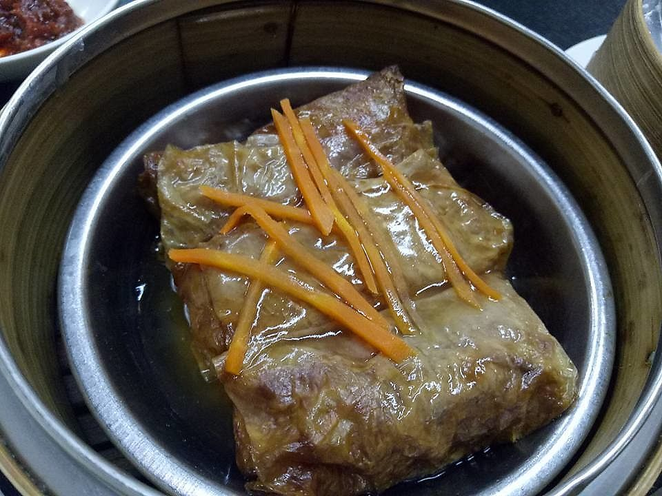 "Photo of Yuan Xiang Vegetarian - Changi  by <a href=""/members/profile/JimmySeah"">JimmySeah</a> <br/>bean curd wrap  <br/> September 10, 2017  - <a href='/contact/abuse/image/21131/302814'>Report</a>"
