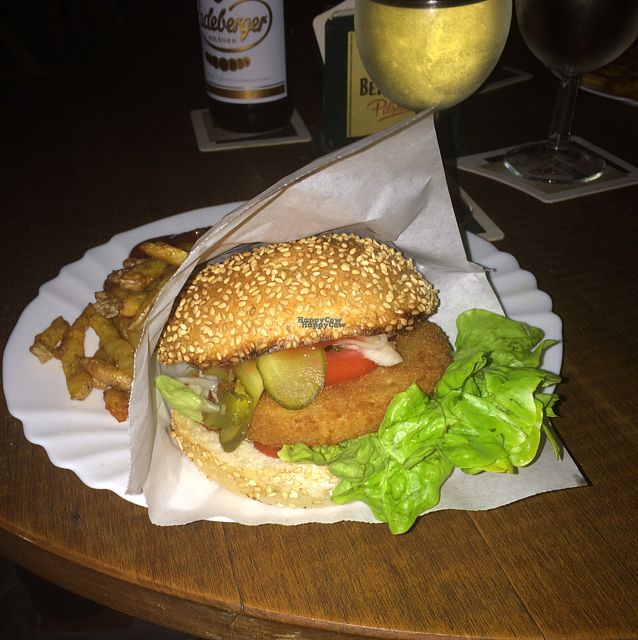 """Photo of CLOSED: vego Foodworld  by <a href=""""/members/profile/monisonfire"""">monisonfire</a> <br/>chicken burger <br/> September 13, 2016  - <a href='/contact/abuse/image/21142/175400'>Report</a>"""