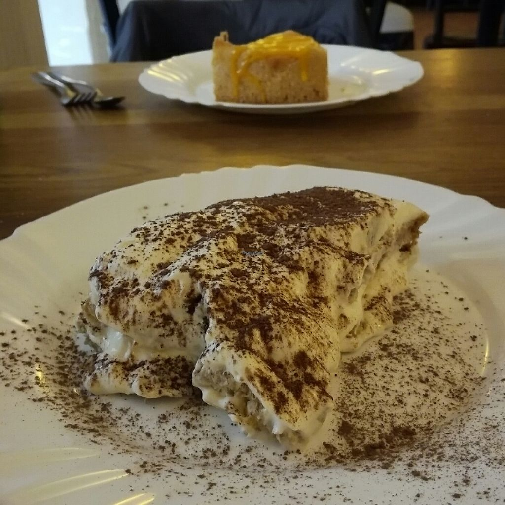 """Photo of CLOSED: vego Foodworld  by <a href=""""/members/profile/NicseARTh"""">NicseARTh</a> <br/>tiramisu and lemon cheesecake <br/> March 28, 2017  - <a href='/contact/abuse/image/21142/242045'>Report</a>"""