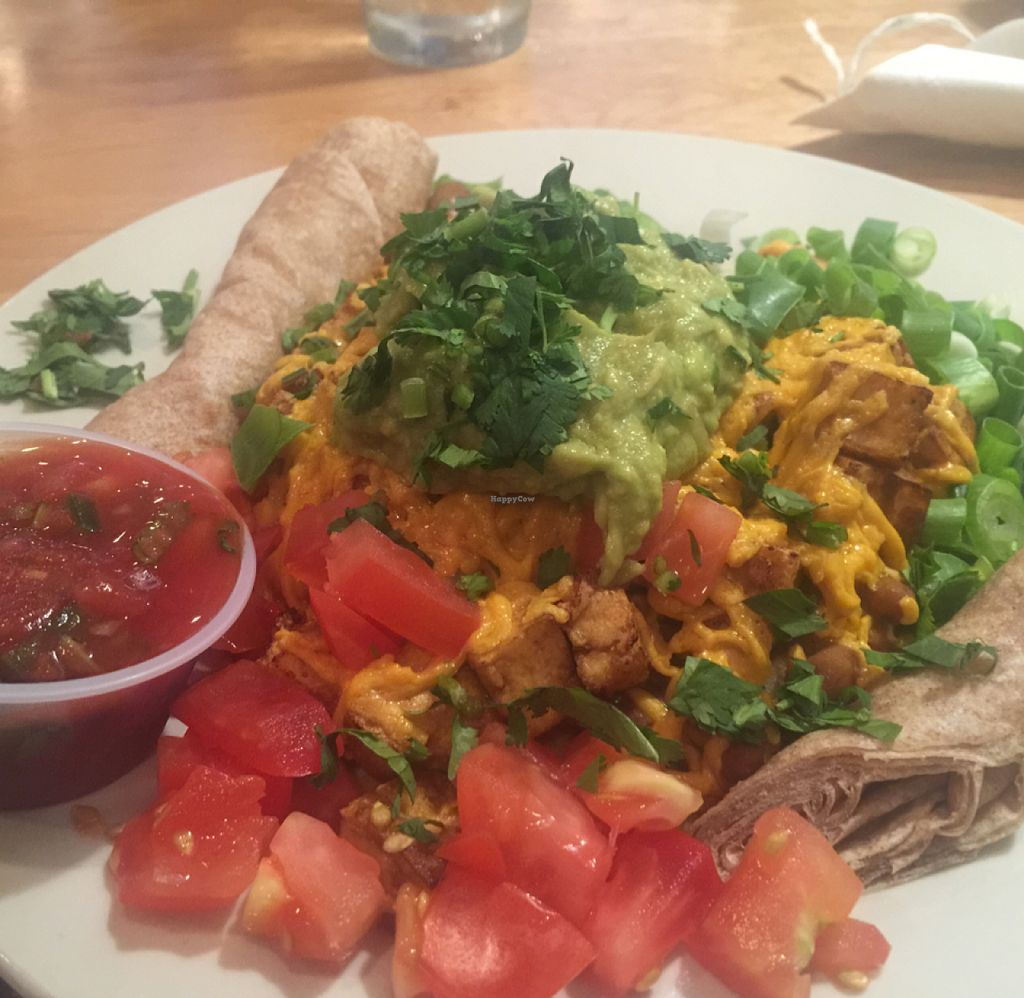 """Photo of Seva - Ann Arbor  by <a href=""""/members/profile/gwild"""">gwild</a> <br/>vegan Veracruz  <br/> July 28, 2015  - <a href='/contact/abuse/image/2114/111334'>Report</a>"""