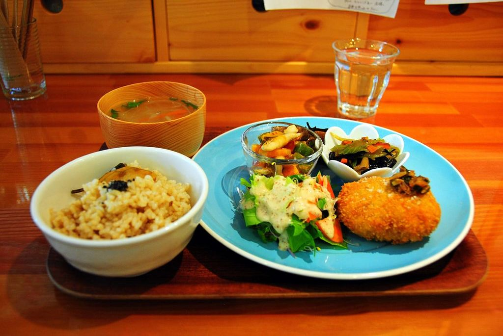"""Photo of Pupu Kitchen and Health Food Shop  by <a href=""""/members/profile/abbajen"""">abbajen</a> <br/>Lunch Set at Pupu Kitchen <br/> March 30, 2014  - <a href='/contact/abuse/image/21162/66722'>Report</a>"""