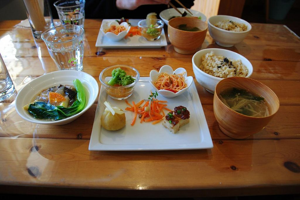 """Photo of Pupu Kitchen and Health Food Shop  by <a href=""""/members/profile/abbajen"""">abbajen</a> <br/>One Day Chef meal at Pupu Kitchen <br/> March 30, 2014  - <a href='/contact/abuse/image/21162/66724'>Report</a>"""