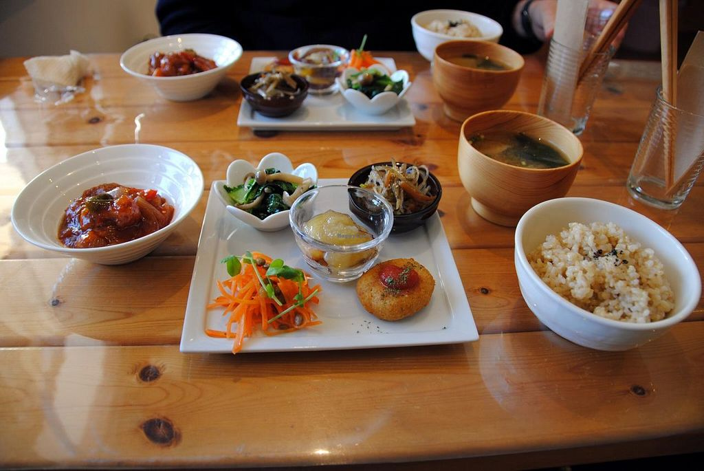 """Photo of Pupu Kitchen and Health Food Shop  by <a href=""""/members/profile/abbajen"""">abbajen</a> <br/>One Day Chef meal at Pupu Kitchen <br/> March 30, 2014  - <a href='/contact/abuse/image/21162/66725'>Report</a>"""