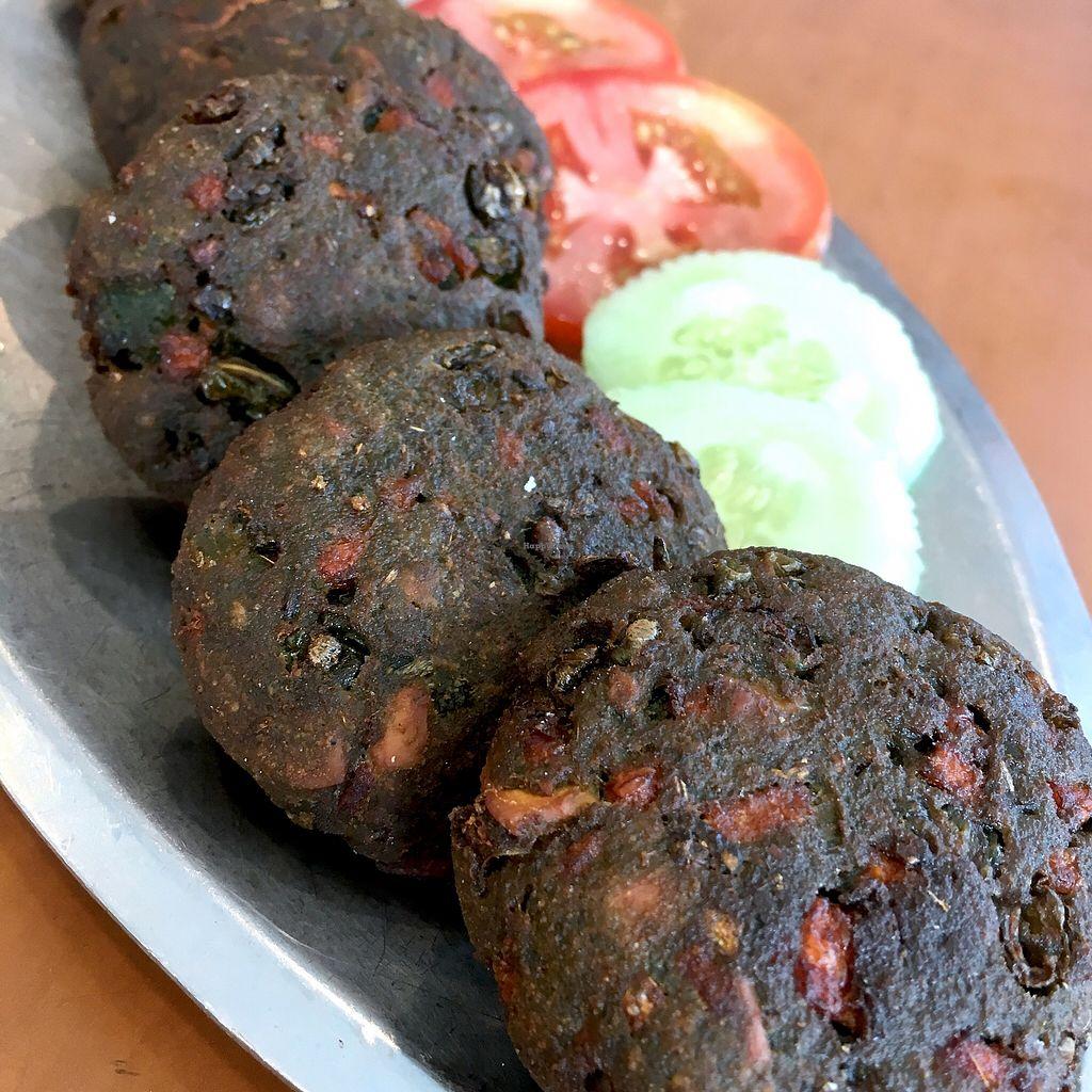 "Photo of Raj Restaurant  by <a href=""/members/profile/Simrk"">Simrk</a> <br/>Hara Bara Kebab <br/> May 1, 2018  - <a href='/contact/abuse/image/21186/393634'>Report</a>"