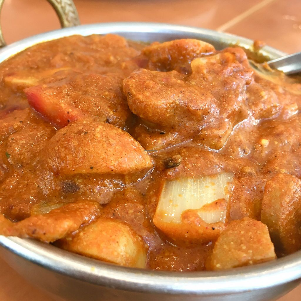 "Photo of Raj Restaurant  by <a href=""/members/profile/Simrk"">Simrk</a> <br/>Kadai Mushroom  <br/> May 1, 2018  - <a href='/contact/abuse/image/21186/393637'>Report</a>"