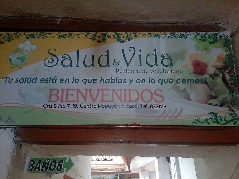 "Photo of Vegetariano Salud y Vida  by <a href=""/members/profile/falatel"">falatel</a> <br/>Salud y vida <br/> June 24, 2017  - <a href='/contact/abuse/image/21296/273106'>Report</a>"