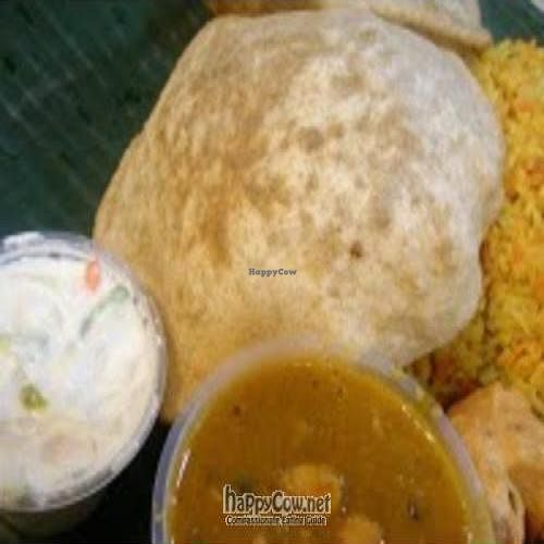"""Photo of Komala's Deli - Yishun North Point  by <a href=""""/members/profile/Peace%20..."""">Peace ...</a> <br/>2 mini Poori from the set (it is deflating ...)  <br/> May 5, 2010  - <a href='/contact/abuse/image/21335/4424'>Report</a>"""