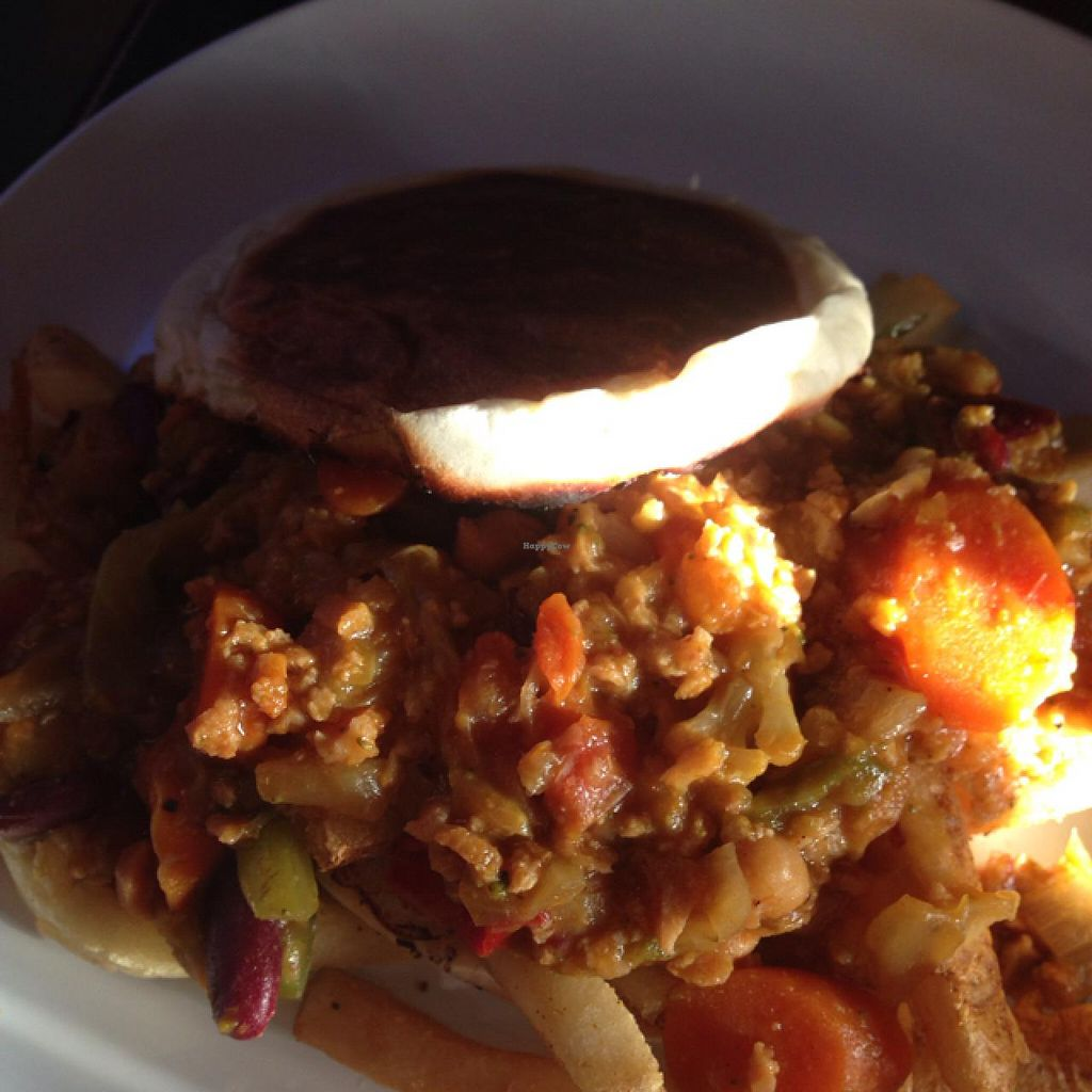 """Photo of Karoo Restaurant  by <a href=""""/members/profile/harrysandy"""">harrysandy</a> <br/>vegan Bunny <br/> July 16, 2015  - <a href='/contact/abuse/image/21347/109586'>Report</a>"""
