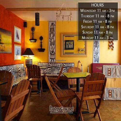 """Photo of Karoo Restaurant  by <a href=""""/members/profile/will-travel-for-food"""">will-travel-for-food</a> <br/>Photo from Karoo Kafe homepage <br/> May 28, 2010  - <a href='/contact/abuse/image/21347/4612'>Report</a>"""