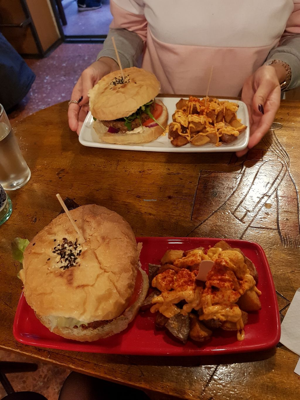 """Photo of CatBar  by <a href=""""/members/profile/rachie18"""">rachie18</a> <br/>Fab burger! <br/> February 9, 2018  - <a href='/contact/abuse/image/21348/356988'>Report</a>"""