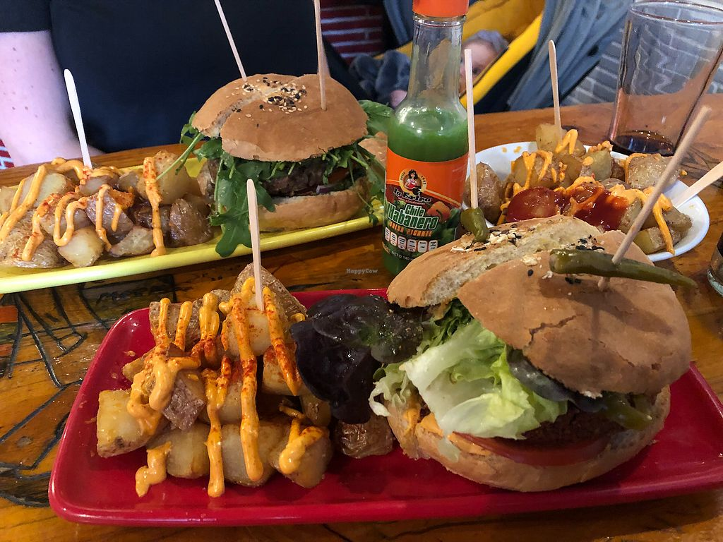 """Photo of CatBar  by <a href=""""/members/profile/gosiaburke"""">gosiaburke</a> <br/>Delicious burgers <br/> May 5, 2018  - <a href='/contact/abuse/image/21348/395702'>Report</a>"""
