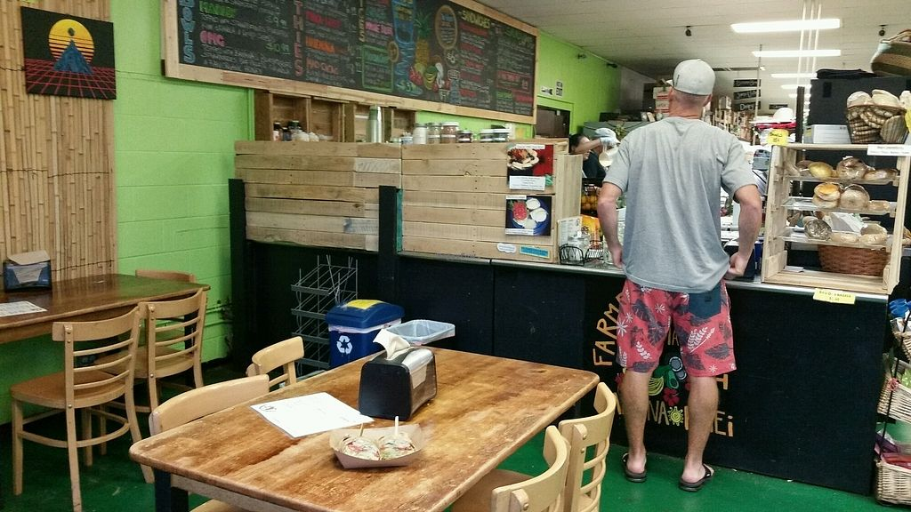 """Photo of Farmers Market Store & Deli Cafe  by <a href=""""/members/profile/eric"""">eric</a> <br/>eating area <br/> August 6, 2017  - <a href='/contact/abuse/image/21366/289525'>Report</a>"""