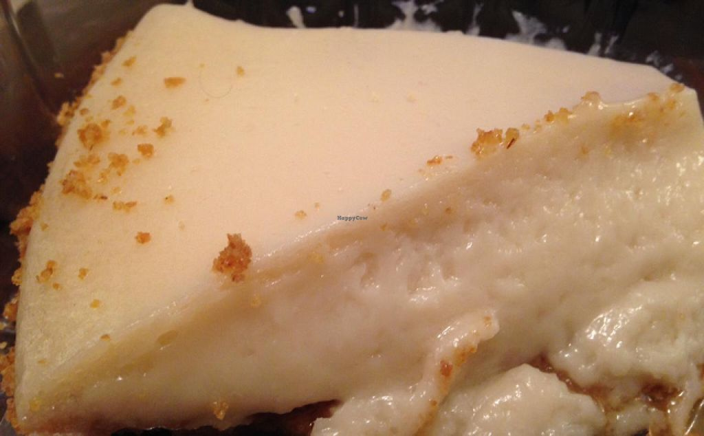 """Photo of Southern Sweets Bakery  by <a href=""""/members/profile/calamaestra"""">calamaestra</a> <br/>vegan key lime pie <br/> July 11, 2015  - <a href='/contact/abuse/image/21388/108924'>Report</a>"""