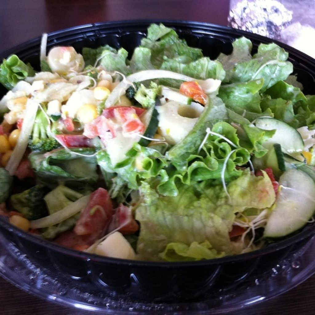 """Photo of La Oliva Verde  by <a href=""""/members/profile/Longina"""">Longina</a> <br/>Green Salad <br/> January 5, 2014  - <a href='/contact/abuse/image/21389/61826'>Report</a>"""