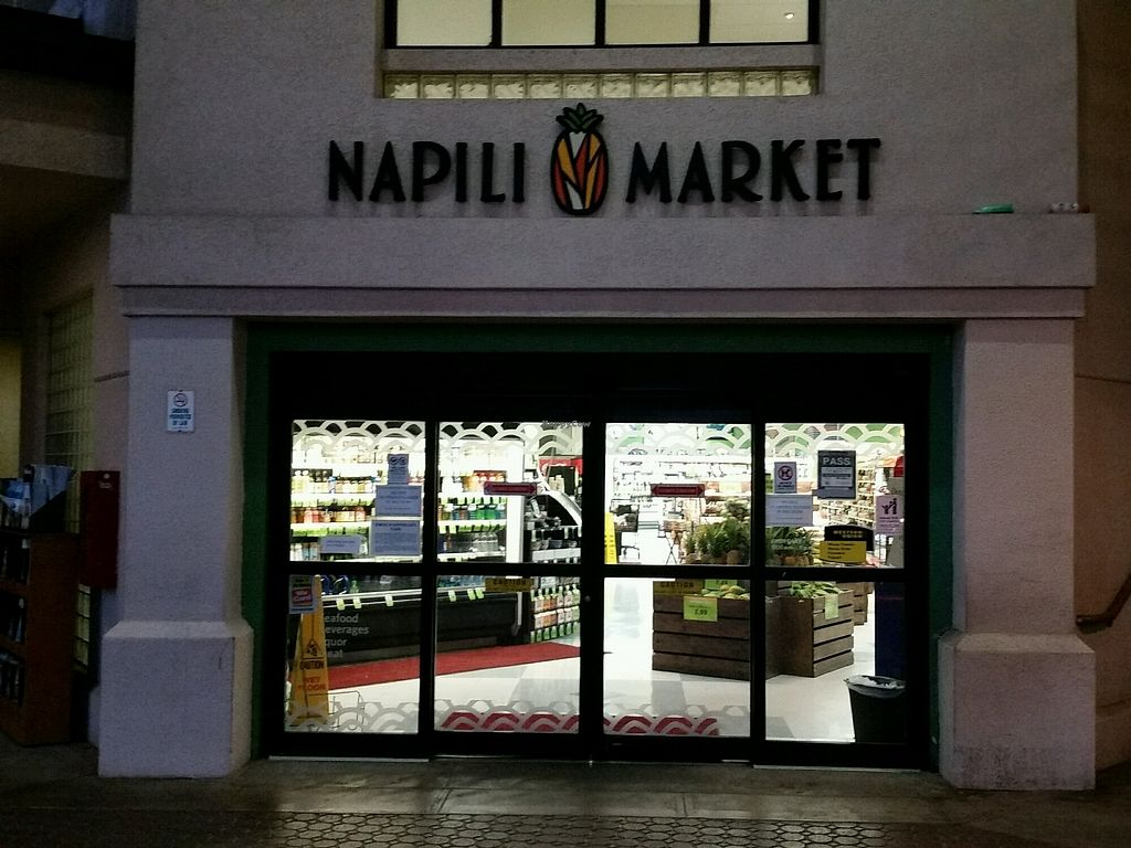 """Photo of Napili Market  by <a href=""""/members/profile/eric"""">eric</a> <br/>outside <br/> August 2, 2017  - <a href='/contact/abuse/image/21398/287861'>Report</a>"""