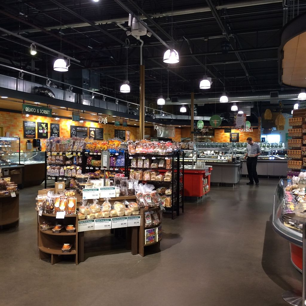 "Photo of Whole Foods Market  by <a href=""/members/profile/KatieBush"">KatieBush</a> <br/>interior <br/> September 18, 2017  - <a href='/contact/abuse/image/2145/305853'>Report</a>"