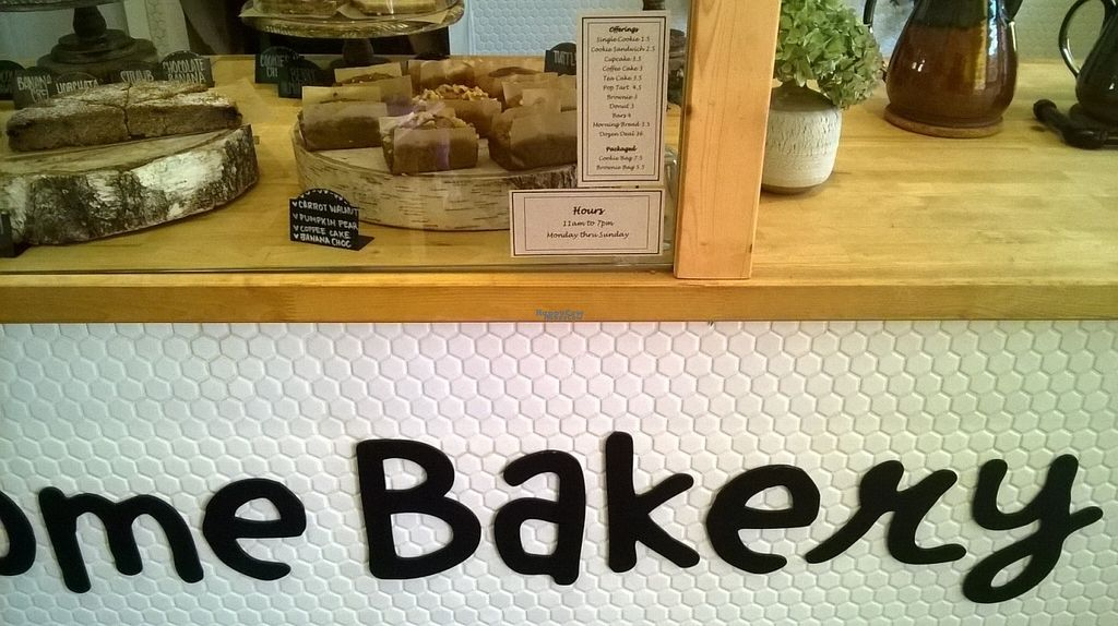 "Photo of Wholesome Bakery  by <a href=""/members/profile/melarish"">melarish</a> <br/>Hours and menu <br/> September 24, 2016  - <a href='/contact/abuse/image/21462/177723'>Report</a>"